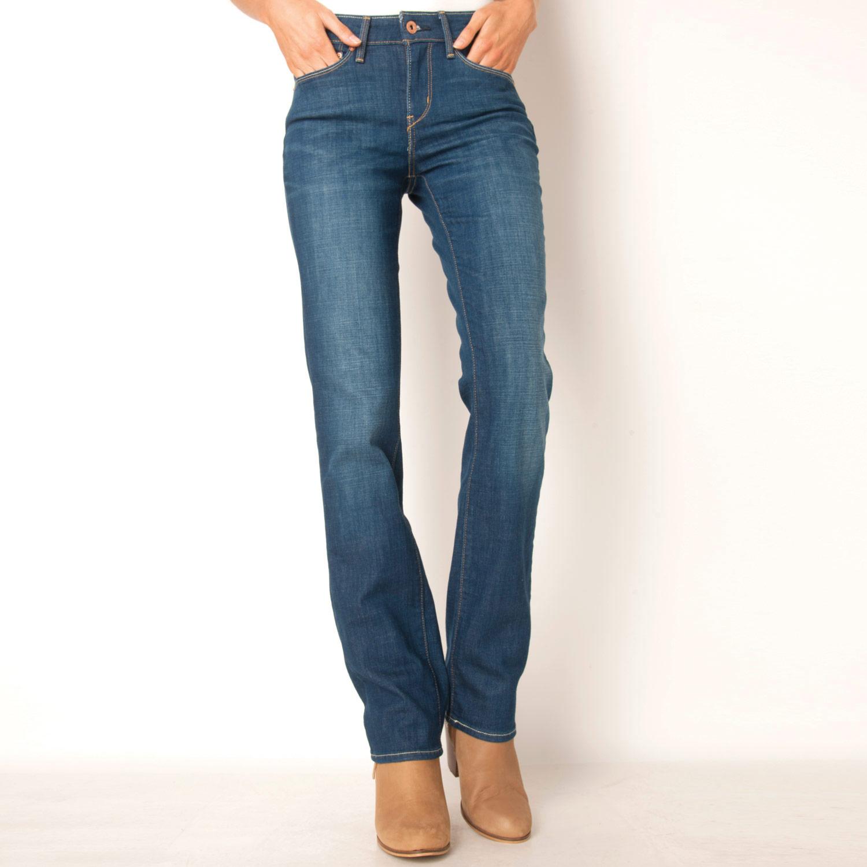 Quelle coupe préférez-vous pour votre jean's Levis 501?