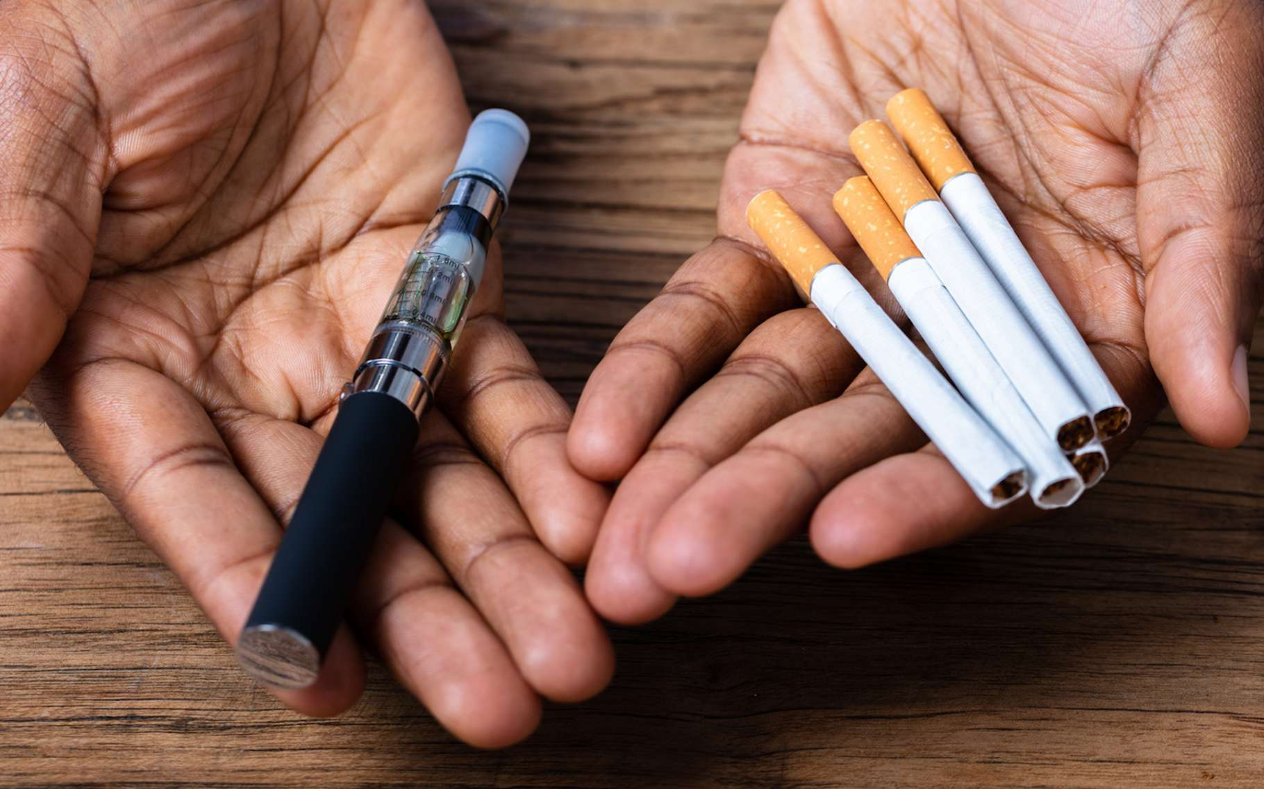 Cigarette électronique : un boîtier fiable pour des années ?